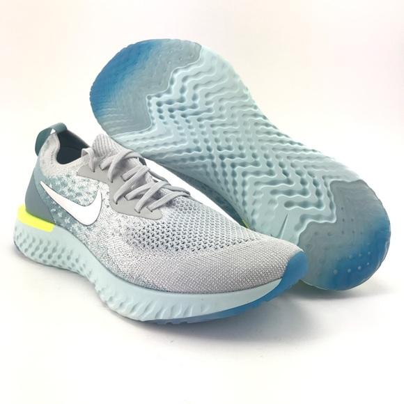 Nike Shoes - Nike Womens Epic React Flyknit Running Shoes Sz 11
